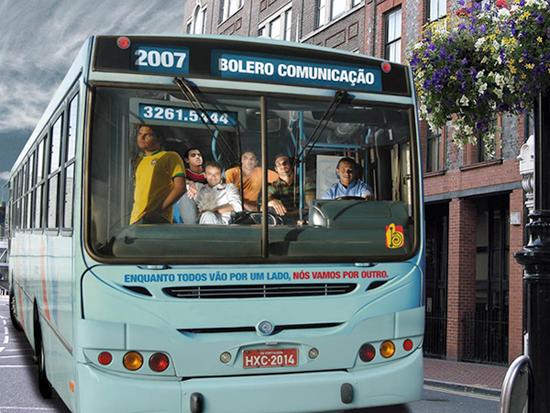 Bolero bus