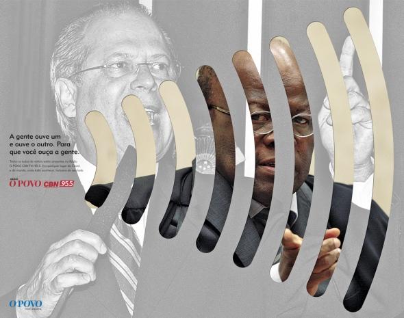 Integra - O Povo CBN - Dirceu x Barbosa