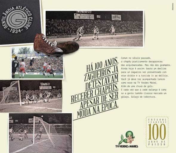 tv verdes mares - 100 anos futebol 1