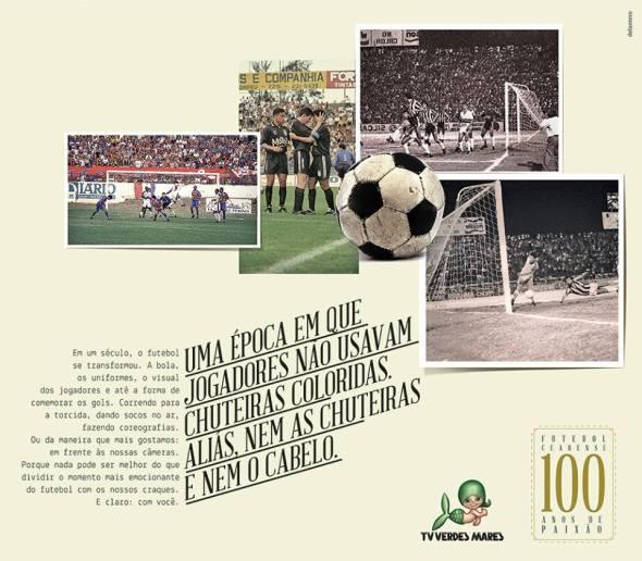 tv verdes mares - 100 anos futebol 2