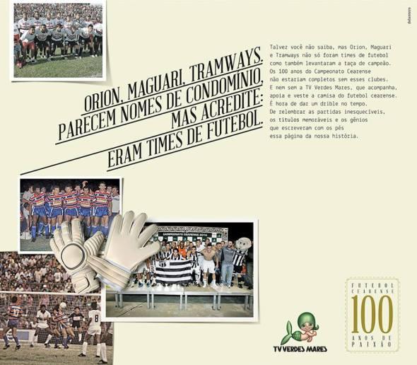 tv verdes mares - 100 anos futebol 3
