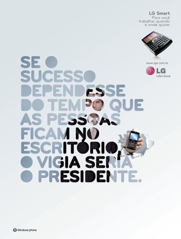 lg smart - vigia