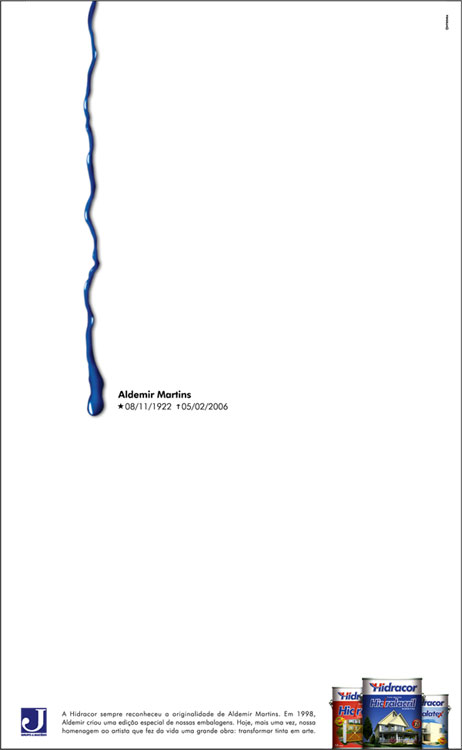 HidraCor - Aldemir Martins