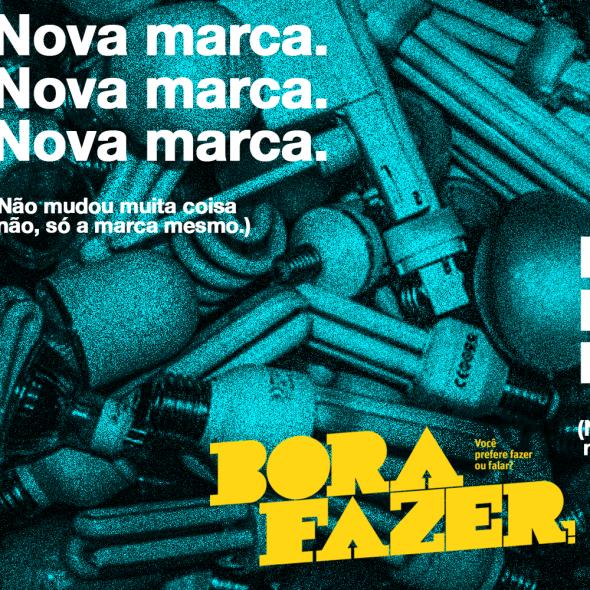 borafazer - nova marca